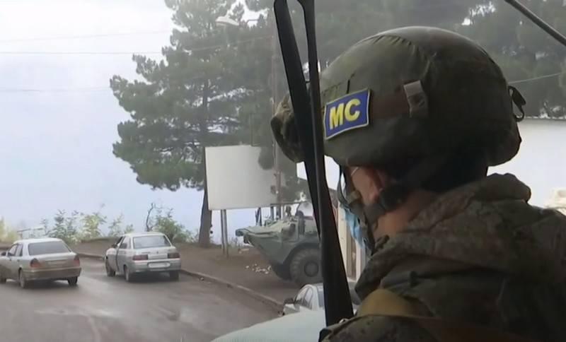 Минобороны увеличивает количество миротворческих подразделений в ВС России