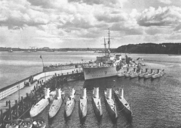 How powerful was the Kriegsmarine?
