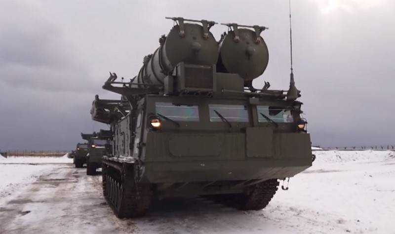 Kuril Islands covered with S-300V4 anti-aircraft missile system
