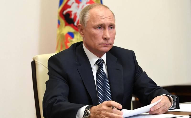 Пресса США: Путин применил уловку при подписании соглашения по Карабаху