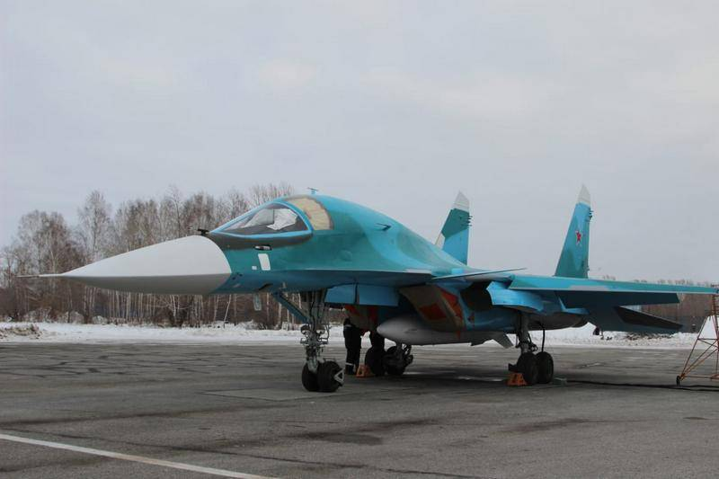 Sukhoi has completed a long-term contract for the supply of Su-34