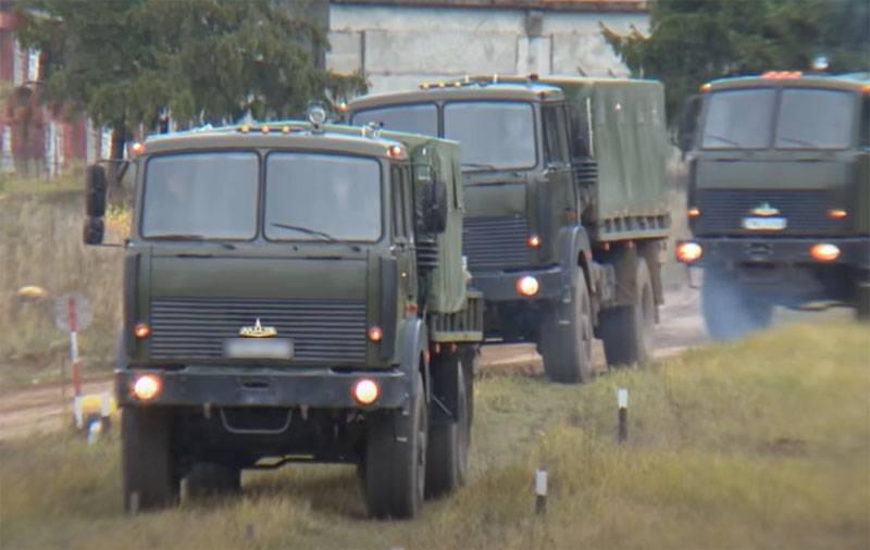 «Перекрасили гражданские грузовики в зелёный цвет и продали нам»: на Украине недовольны закупкой белорусских МАЗов для ВСУ