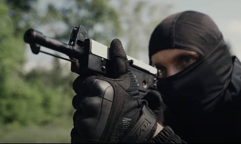 В Сети появилось видео травматического пистолета ПСТ - С «Капрал»