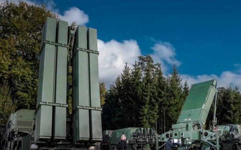 Польская пресса: Германия пока не сможет модернизировать свою ПВО