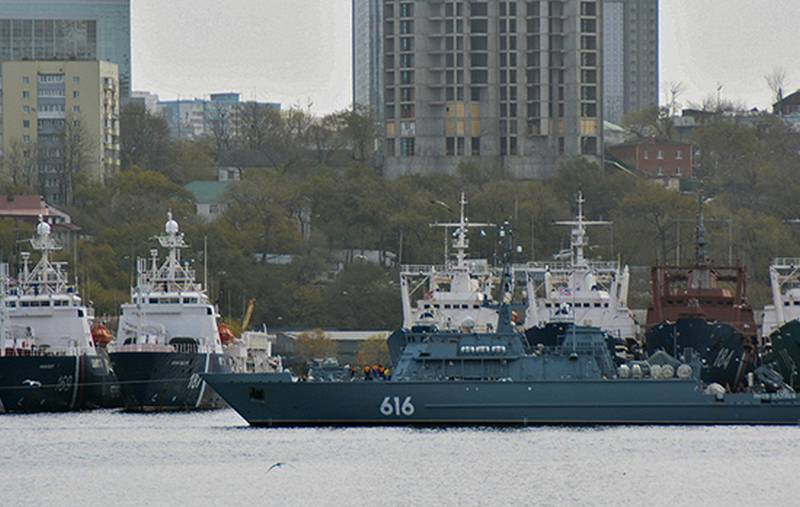 """New """"Alexandrite"""" for the Pacific Fleet completes state tests"""
