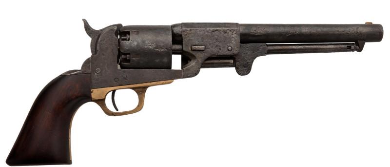 Револьверы из Техаса: реальные и не очень