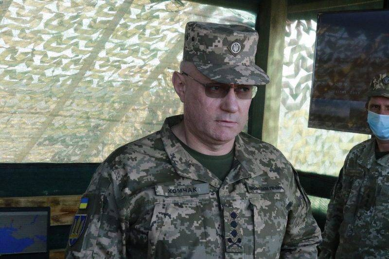 Commander-in-Chief of the Armed Forces of Ukraine: Ukrainian military in Donbass will receive portable electronic warfare systems to combat UAVs
