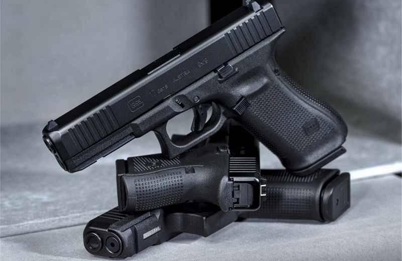 Development of a new pistol similar to Glock has begun in Russia