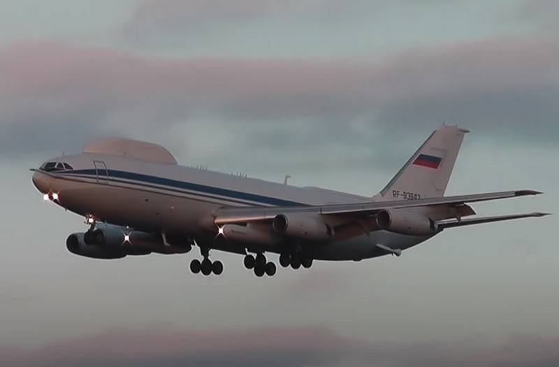 "A criminal case has been initiated on the fact of theft from the ""Doomsday plane"""
