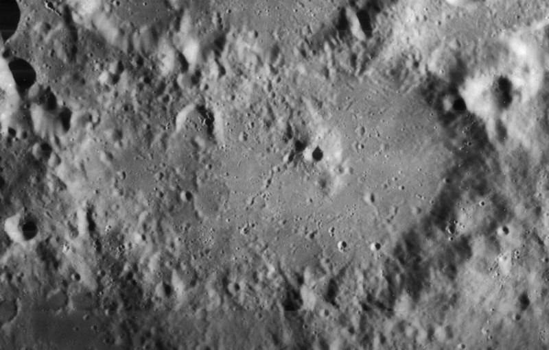 """Takeoff module """"Chang'e-5"""" smashed on the surface of the moon"""