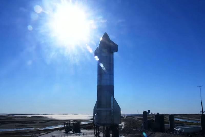 Прототип космического корабля Starship Илона Маска взорвался при посадке