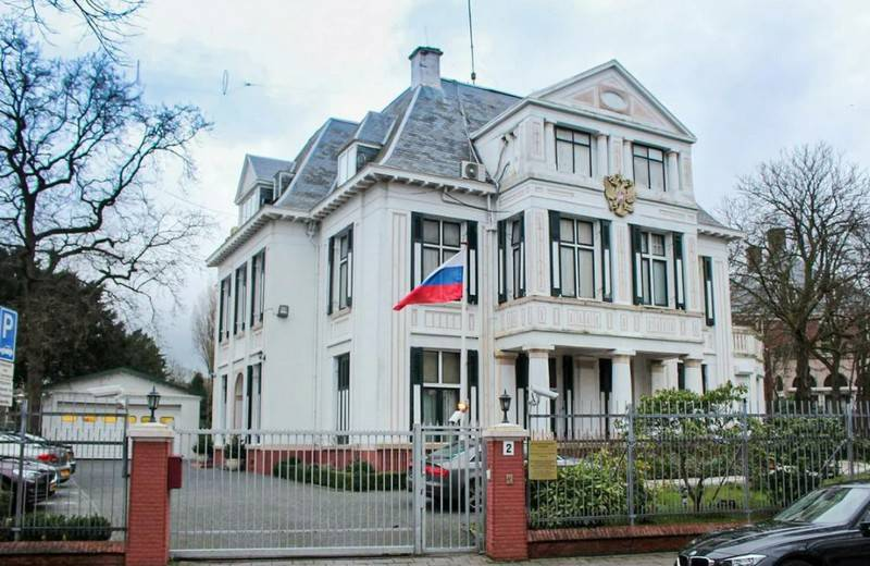 Netherlands expels two Russian diplomats accused of espionage