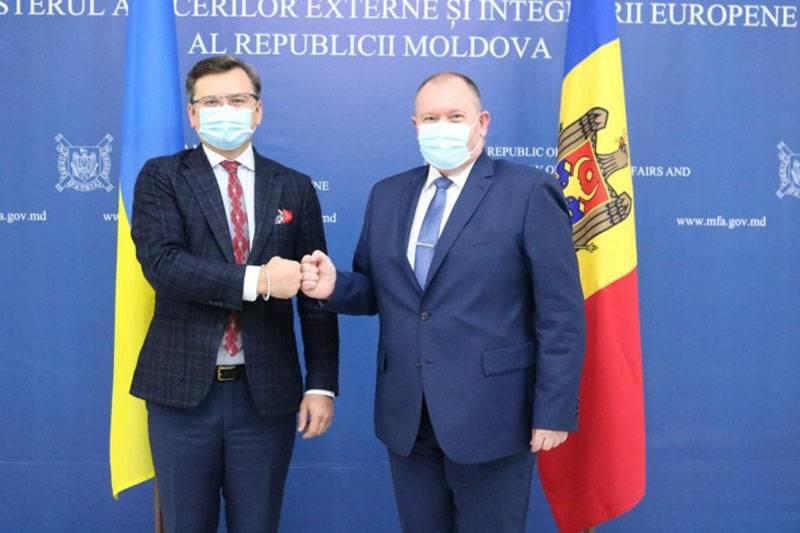 Глава украинского МИД: Украина будет настаивать на выводе российских войск из Приднестровья