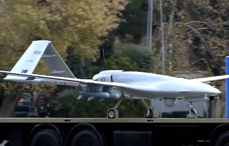 "Aliyev: Turkish UAVs ""Bayraktar"" played an exceptional role in Azerbaijan's victory"