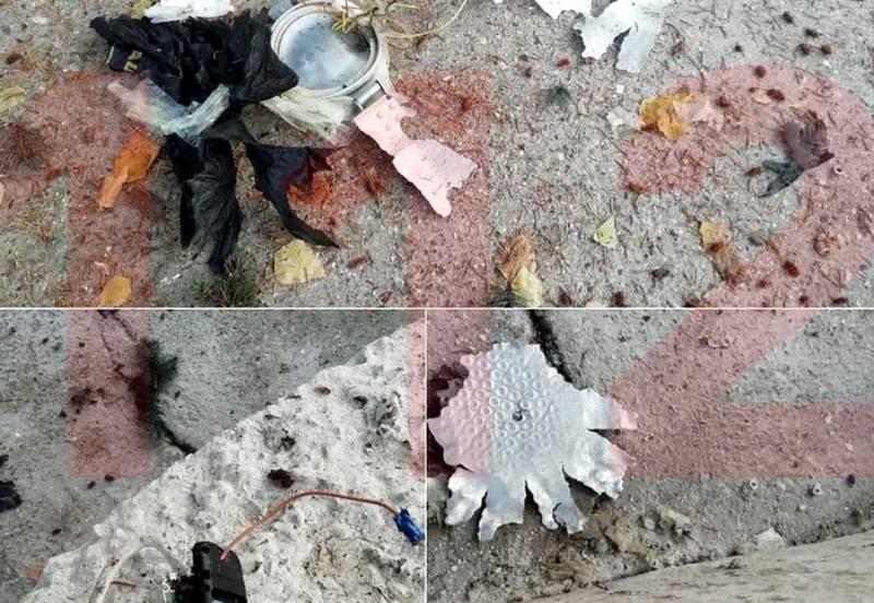 A suicide bomber detonated a bomb near the FSB building in Karachay-Cherkessia