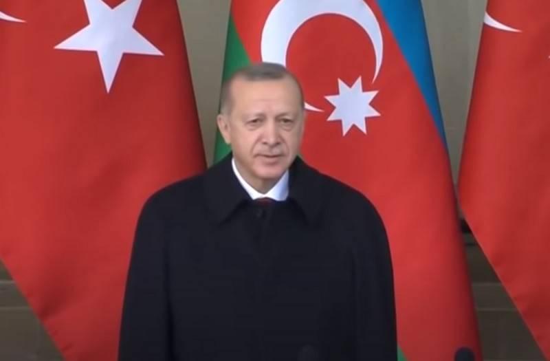 Erdogan calls US sanctions against Turkey disrespectful to NATO partner