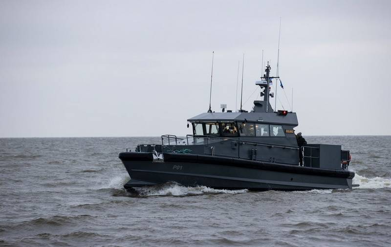 Estonian Navy replenished with two patrol boats