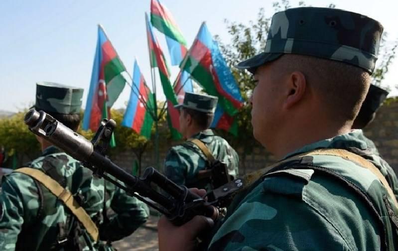 Азербайджан объявил о проведенной в Карабахе «антитеррористической» операции