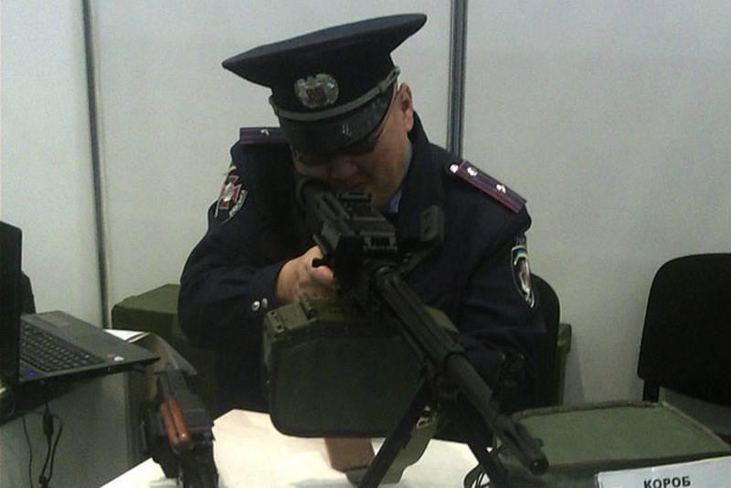 Ukrayna, Türkiye'ye kusurlu makineli tüfek sağlamaya çalıştı