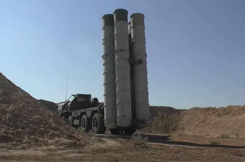 L'opposizione turca ha chiesto di mettere in allerta il sistema di difesa aerea S-400