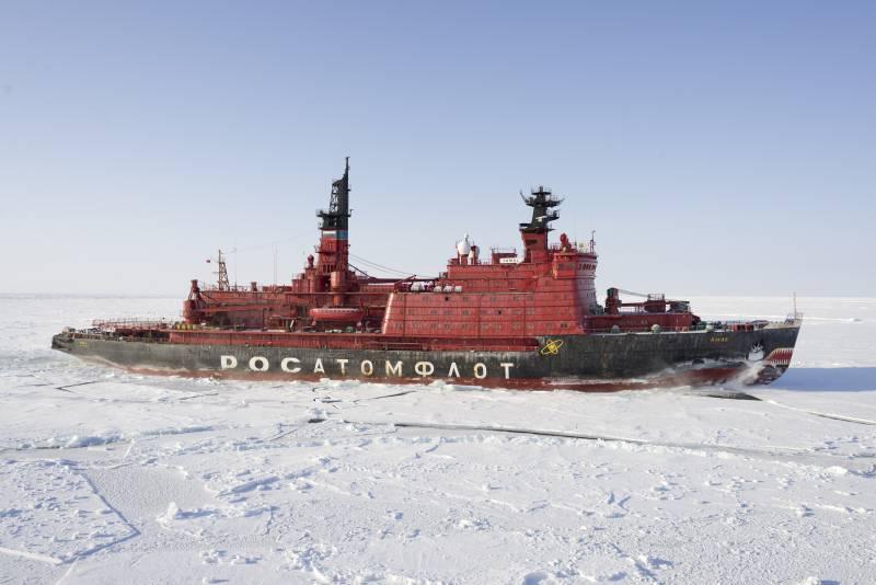 Ruta del Mar del Norte: el hielo se está derritiendo y aumentan las tensiones