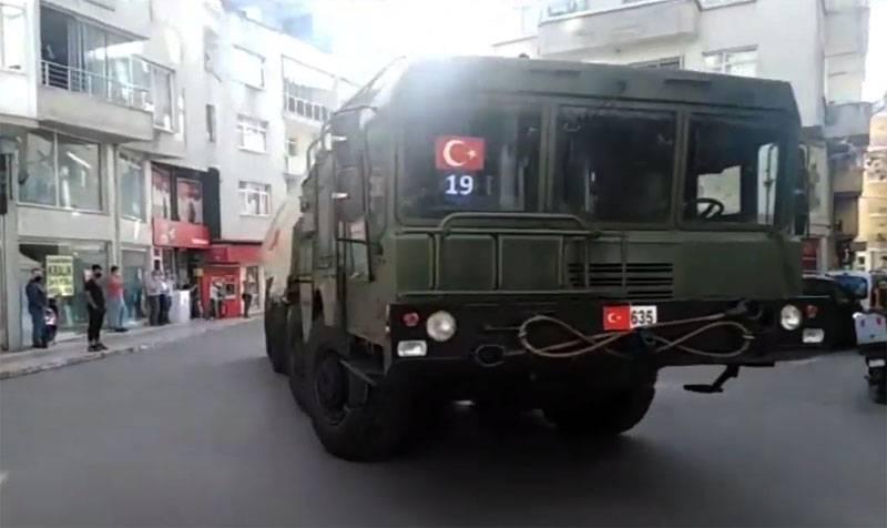 Chinesischer Reporter über die Situation mit dem Luftverteidigungssystem S-400: Die Vereinigten Staaten verhängen Sanktionen sogar gegen ihre Verbündeten