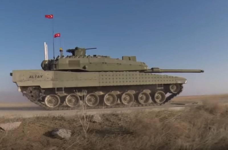 I carri armati Altay possono rimanere solo in formato demo: la Turchia ha accusato la Germania di infrangere il contratto
