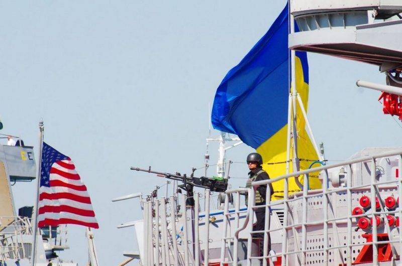 ウクライナは黒海の主要な米国のパートナーになるつもりです