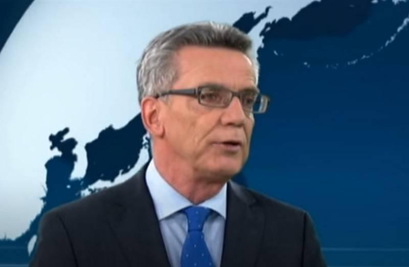 元ドイツ国防相:NATOへの主な脅威はロシアです