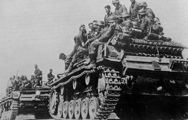 Der Krieg um Russland zu zerstören. Warum Hitler den Krieg im Osten verloren hat