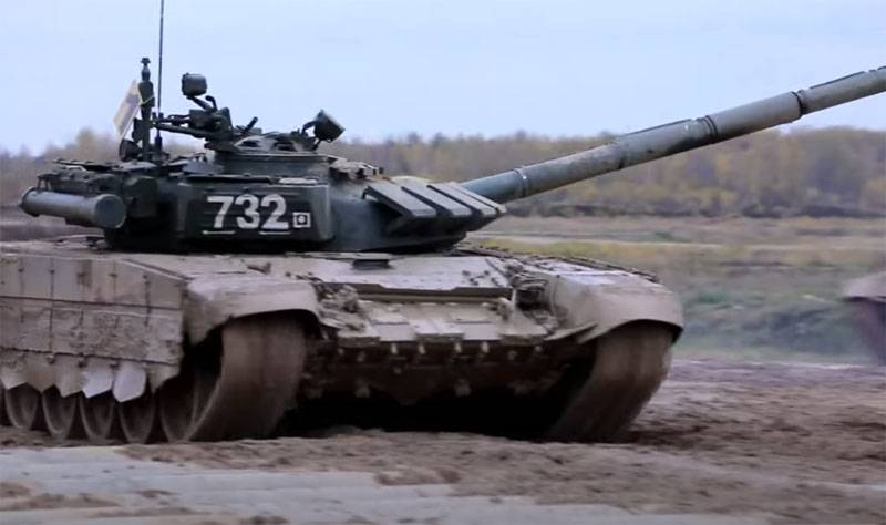 """""""Only a support tank will come out of it"""": Czech expert on the future of the T-72"""