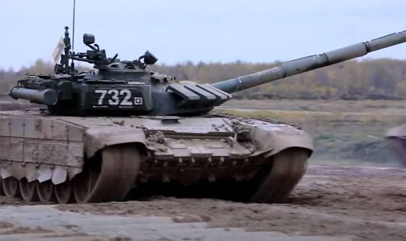"""""""지원 전차 만 나올 것입니다"""": T-72의 미래에 대한 체코 전문가"""