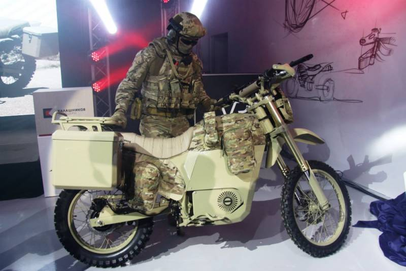 Military motorcycles are back in fashion