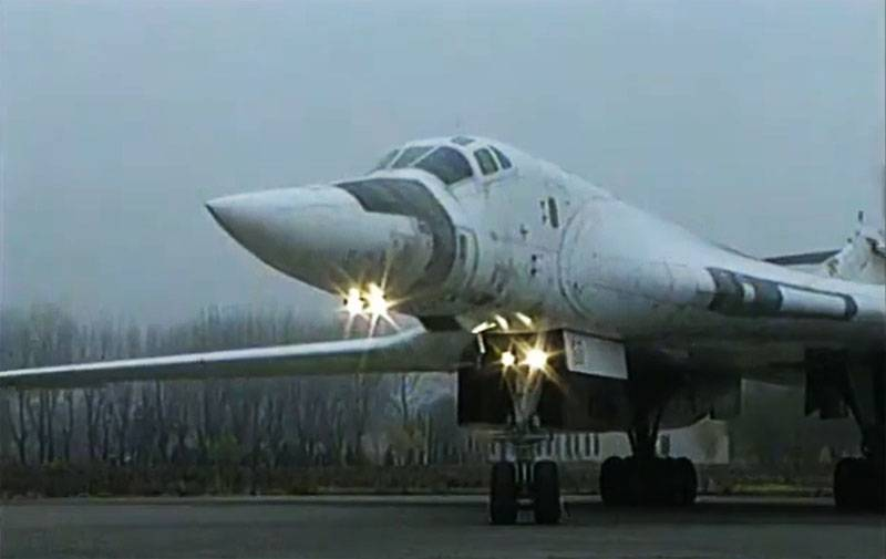 """""""Why didn't the US destroy an equal number of their aircraft?"""" - Chinese press about cutting the Tu-160 in the 90s"""
