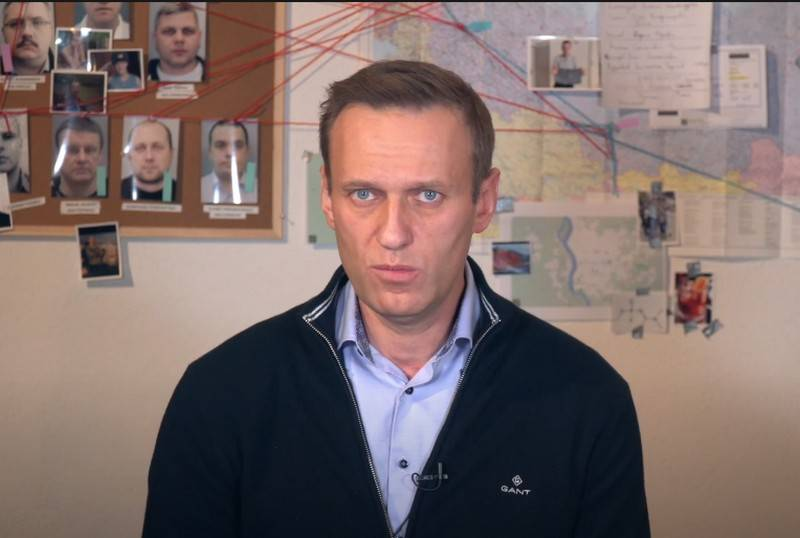"""Investigation of Navalny"" - revenge of the Western special services of Russia for Snowden"