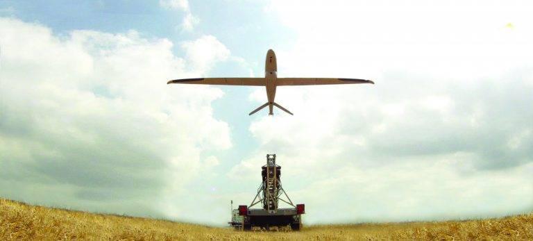 Unmanned aerial vehicles in Israel: reasons for leadership