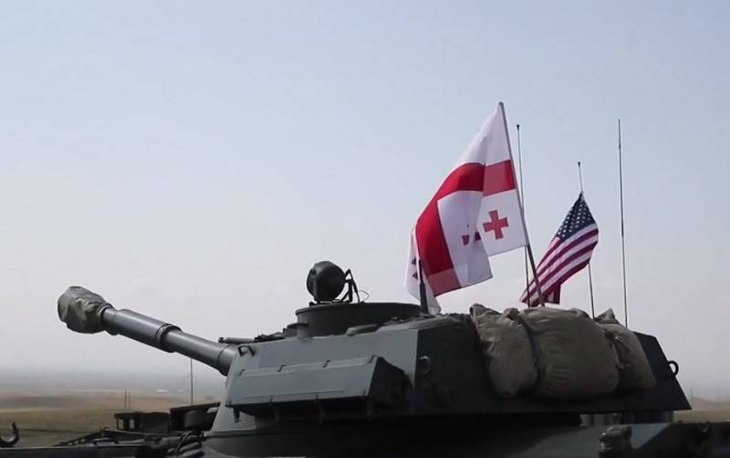 Georgia intends to purchase modern weapons