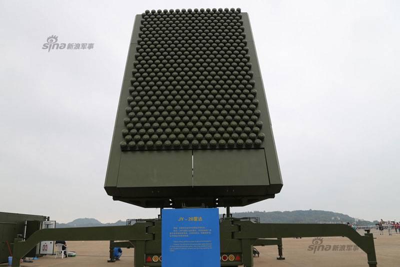 China's air defense