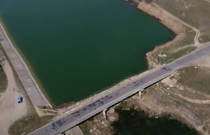 """""""It's easier to missile on the dam"""": on the federal channel discussed the water supply to Crimea cut off by Ukraine"""