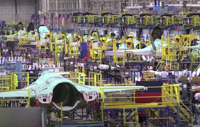 Eurasian Times: las empresas turcas continúan enviando piezas para los cazas F-35 a EE. UU. A pesar de las sanciones