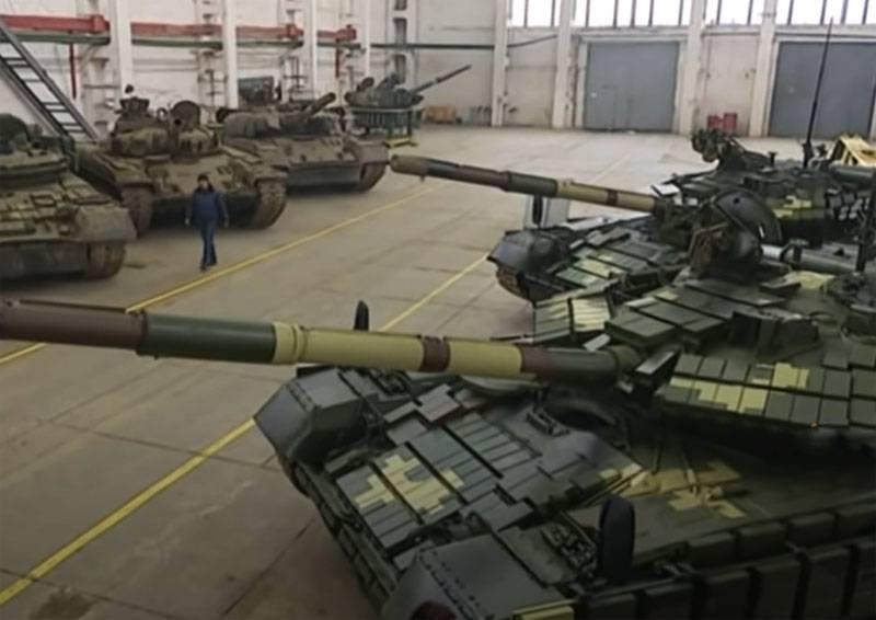 Миссия ОБСЕ зафиксировала «исчезновение» почти сотни танков ВСУ с мест для отведённой техники