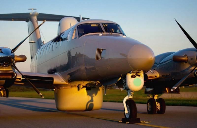EE.UU. aprueba la venta de aviones de reconocimiento a Kazajstán