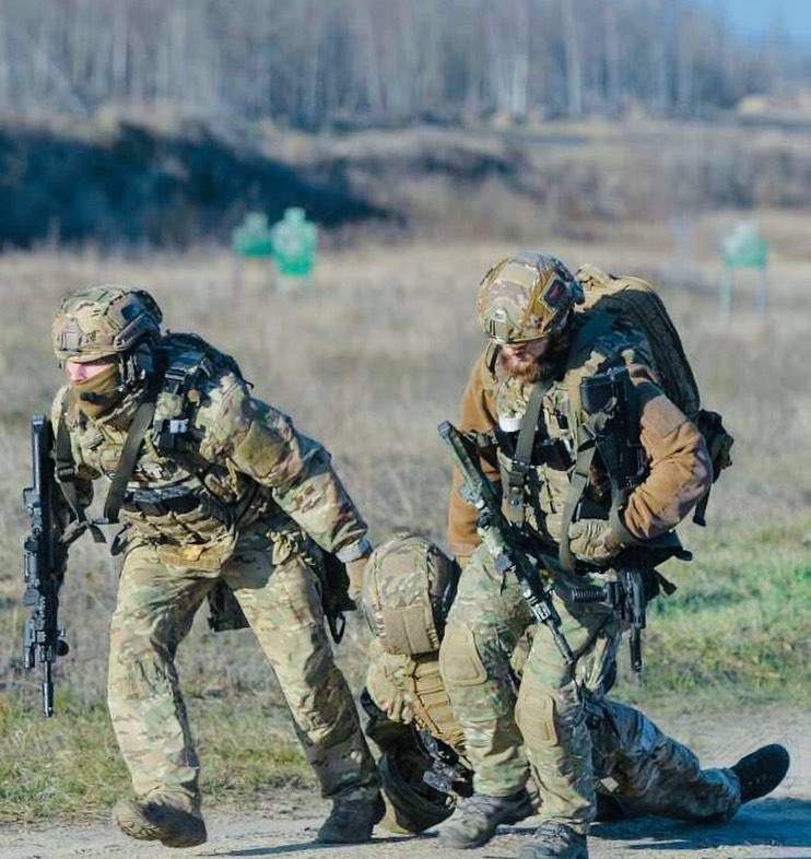 Special operations forces of Ukraine. First years results