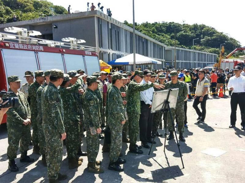 «На случай попытки высадки неприятеля на побережье острова»: Тайвань создаст новые бригады береговой обороны