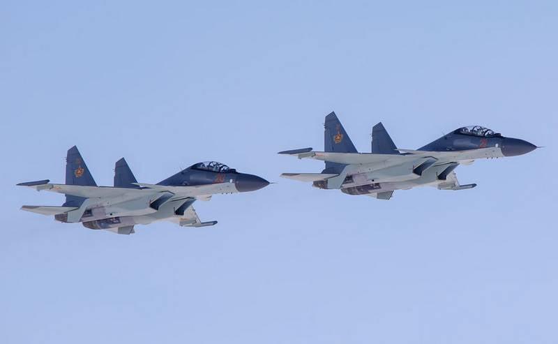 哈萨克斯坦空军继续增加俄罗斯多用途Su-30SM战斗机的数量
