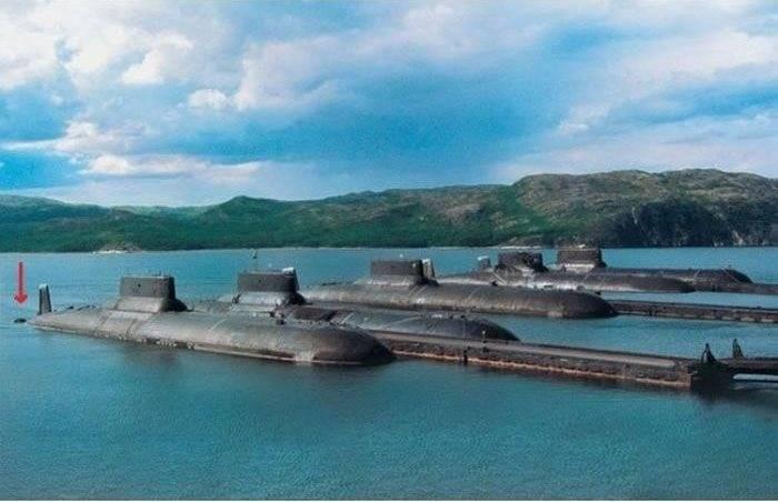 Estrategas: al oeste de Kamchatka y al este de Japón