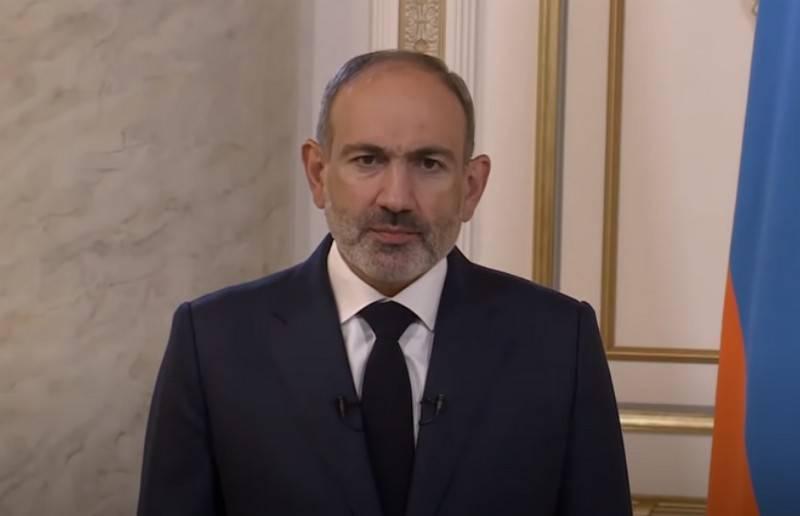 Pashinyan은 야당의 사임을 달성하려는 시도가 실패했다고 발표했습니다.