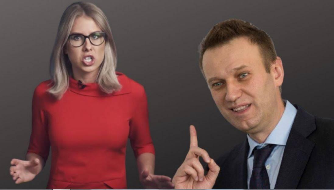 «Резидент» Навальный и «агент» Соболь действуют, на очереди Белоруссия