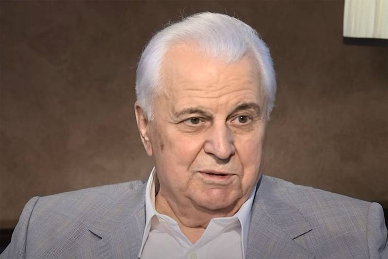 Kravchuk: I have enough different-caliber weapons, I would shoot at every enemy of Ukraine