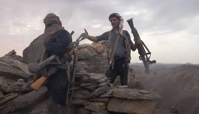 Das saudische Kommando beschuldigte die Houthis, einen Raketenangriff auf ein Gebiet der Stadt nahe der Grenzen des Königreichs gestartet zu haben